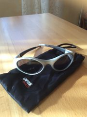 Sportbrille Uvex Silber