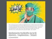 Medizinische Fachkraft m w d
