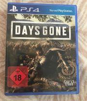 Days Gone ps4 NEUWERTIG