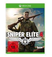 Sniper Elite 4 X-Box