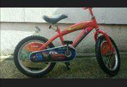 Mcqueen Fahrrad Stützräder