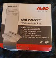 NEU Al-ko Big Foot Stützfuß