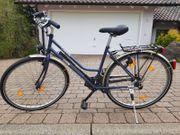 Damen Fahrrad von Cresta generalübert