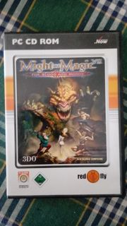 PC Spiel Might and Magic