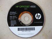 Installations CD für HP Officejet