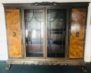 Antikes Herrenzimmer aus Biedemeier Gründerzeit