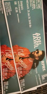 2 Tickets für Adel Tawil