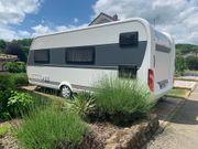 Wohnwagen Hobby de luxe 560