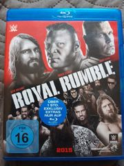 WWE DVD Royal Rumble 2015