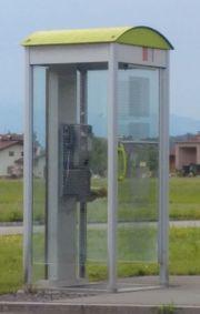 Suche ehemalige Telefonzelle