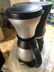Kleine Kaffeemaschine zu verschenken