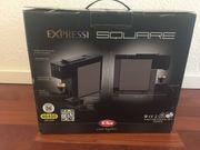 eXpressi Square Kaffeemaschine Kapselmaschine