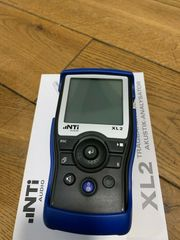 NTI XL2 Audio- und Akustik-Analyzer