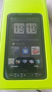 HTC HD2 Windows phone incl
