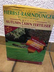 Rasen-Langzeitdünger 3 kg - für 100