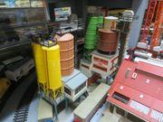 Modellgebäude HO Faller etc Betonwerke