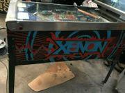 Bally Xenon Flipperautomat Flipper