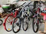 Damen Fahrräder und Fahrräder für