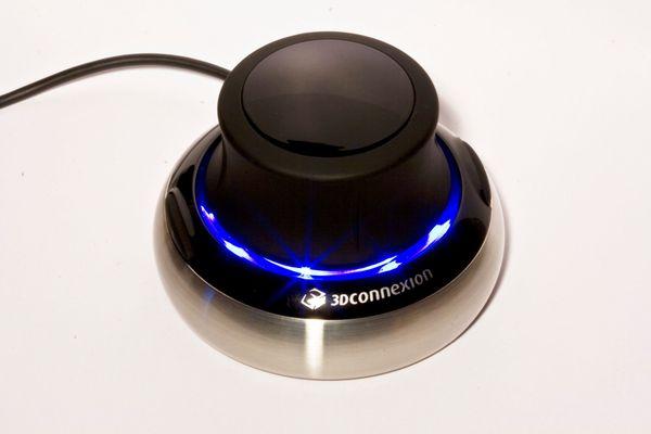 3Dconnexion - SpaceMouse Compact für CAD
