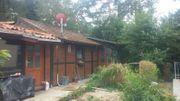 Verschenke winterfestes Gartenhaus zum Selbstabbau