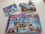 Lego - Skilift im Wintersport 41324