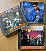 Für CD-Fans 3 tolle CDs