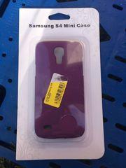 Lila Hülle für Samsung S4