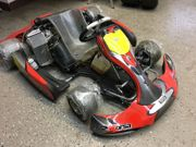Rennkart Energy Corse Rotax 125