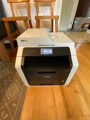 Brother Laserdrucker MFC-9142 CDN