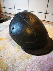 Bergbau Helm von 1870 Erzgebirge