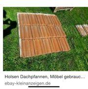 Dachziegel Mayer Holsen zu verschenken