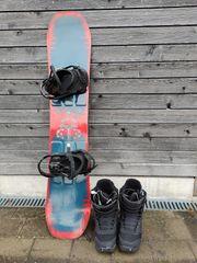 BURTON - Snowboard Kinder