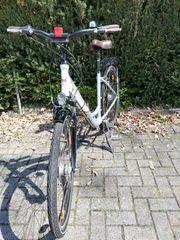 Alu-City-Bike 28 Damenrad