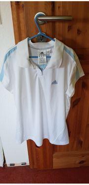 Tennisbekleidung Adidas Shirt und Rock