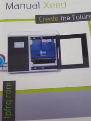 Leapfrog Xeed 3D-Drucker