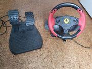 Playstation 3 Lenkrad Pedale Gebraucht