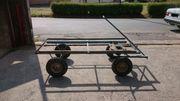 Handpritschenwagen Transportwagen ohne Bordwand 1