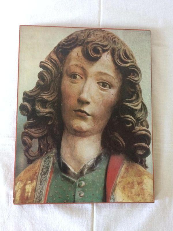 Portrait Johannes von Tilmann Riemenschneider