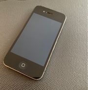 Apple iPhone 4 Schwarz 16