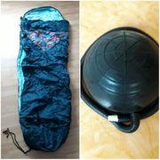 Schlafsack Luftmatratzenpumpe