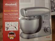Küchenmaschine 2000Watt 8 Liter