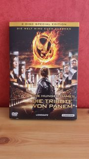DVD - Die Tribute von Panem -