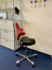 HAG CAPISCO 8107 - Bürostuhl Hocker