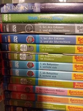 Bild 4 - Benjamin Blümchen Kinder Filme DVD - Haßmersheim