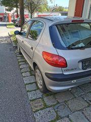 Peugeot 206 Vorgeführt
