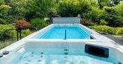 Swim-Spa Swimmingpool Whirlpool Pool Armstark