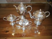 Kaffee Tee Service Milchkanne Zuckertopf