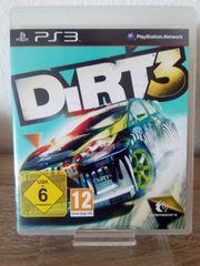 PS3 Spiel DIRT