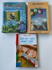 3 Jugendbücher ab 8 Jahren