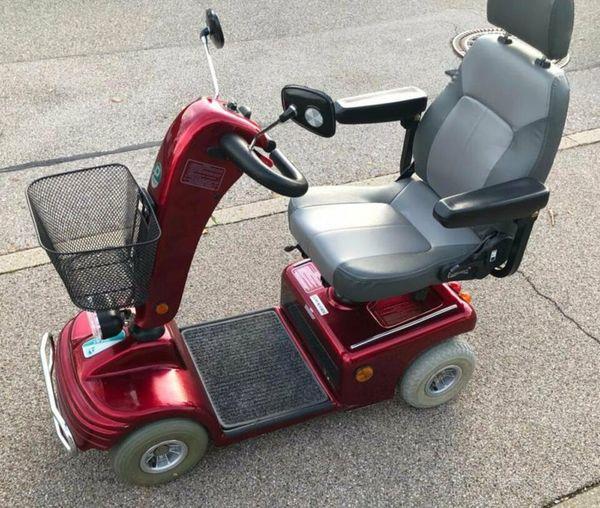 PROFLEX Elektromobil VR 600 6